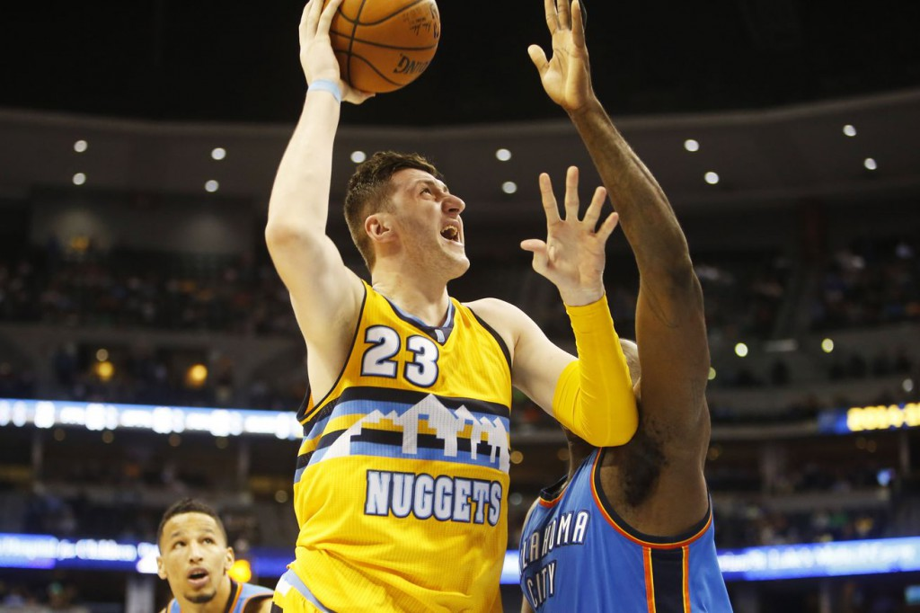 NBA Trend Of The Day: Bigs Vs. Denver (Recent)